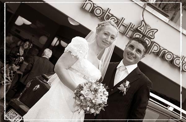 Hotel Approdo Weddings