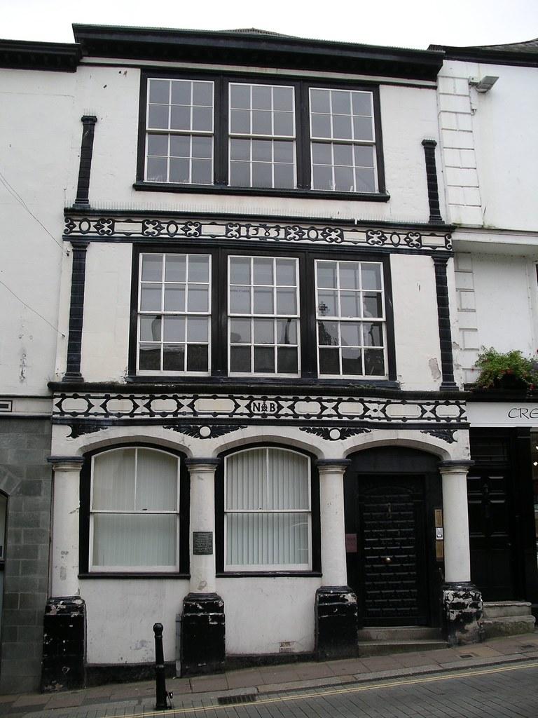 Ann Ball's House, High Street, Totnes