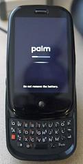 updating Palm Pre