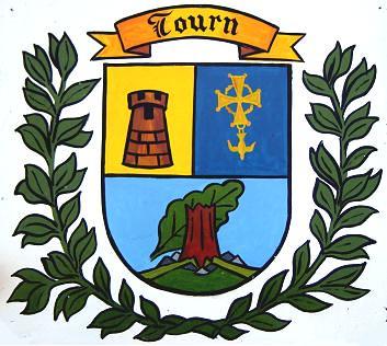 Escudo del Encuentro Familia Tourn