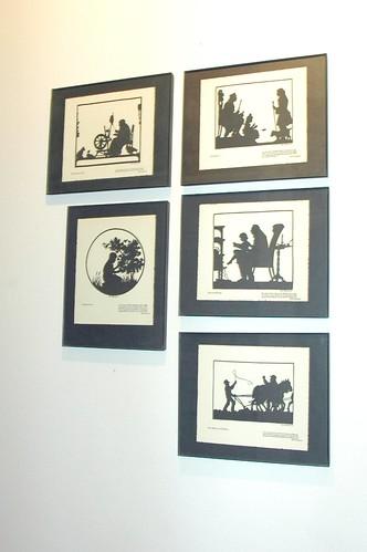 Hans Christian Anderson Papercuts