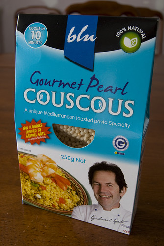 blu Gorumet Pearl CousCous