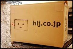 Shh...! I'm a spy (Koneko ^^) Tags: anime japan toy nikon box caja figure spy figuras figures