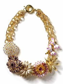 Garden necklace Banana Republic