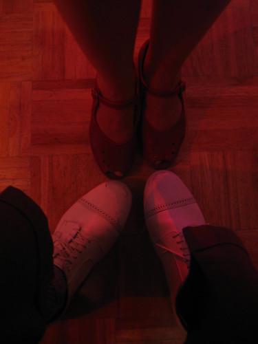 dancing shoes by flickrs tallisandude
