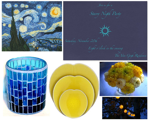 Art Party: Starry Night