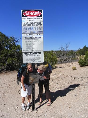Danger Brook and Ann