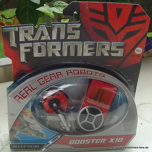 Booster-X10  Movie-2007 Real-Gear-Robots Transformers 001