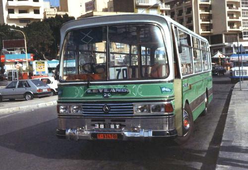 Malta Bus Albion Y-0347  - Malta
