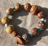 "Armband ""aged beads"" (greti53) Tags: polymerclay fimo schmuck ohrringe ketten"