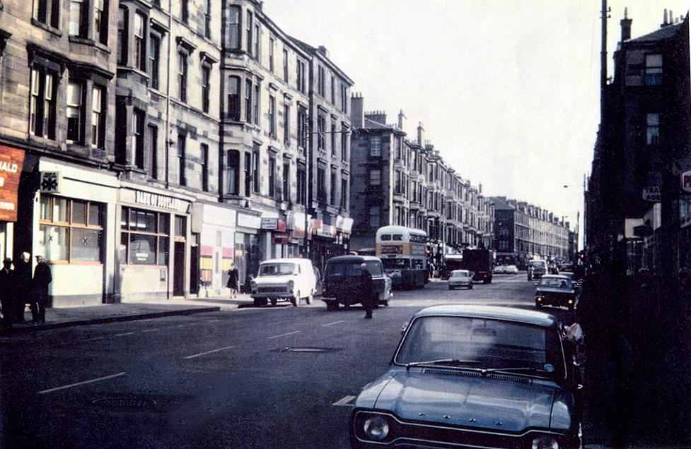 Glasgow in the 1960s, 70s & 80s - Around The City Vol 1 - urbanglasgow.co.uk