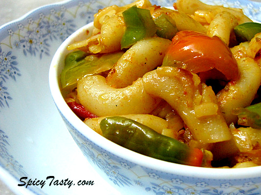 Spicy macaroni recipe spicy tasty spicy macroni 2 forumfinder Choice Image