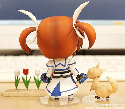 GSC Nendoroid Takamachi Nanoha
