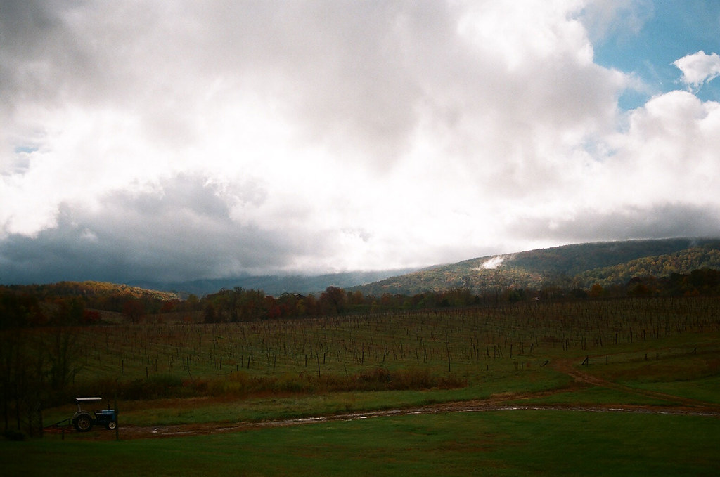 hume, virginia: landscape