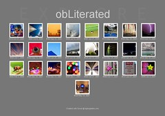 25 and all different this time (obLiterated) Tags: scout explore 25 twentyfive bighugelabs