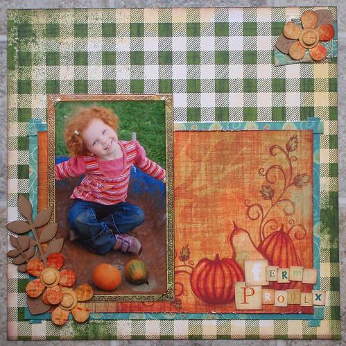 5 nov. - 3 pages d'automne pour mon DT Magenta 4077112385_465b65b0ec