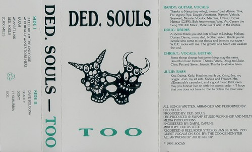 Ded Souls - Too