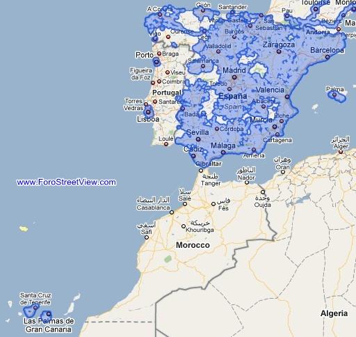 Actualizada la cobertura de Street View en España también, al fin! 4090797139_9f4cb91097_o
