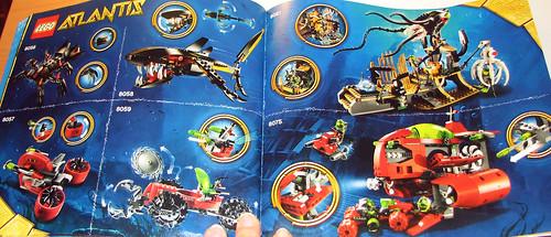 LEGO Atlantis - Ad 3