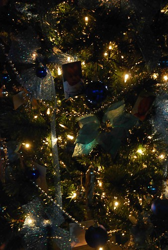 Christmas tree 2009 details