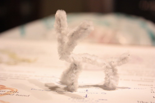 Little Pipecleaner Beast
