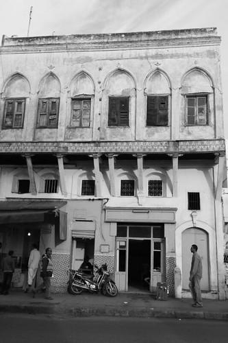 Rabat architecture...