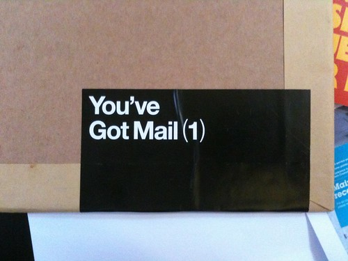 Counter-Print Mailer