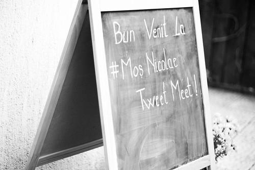 Mos Nicolae Tweet Meet