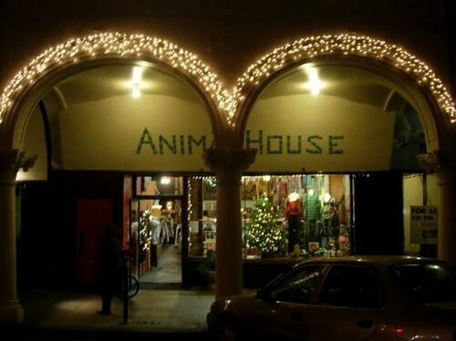 animal house venice beach
