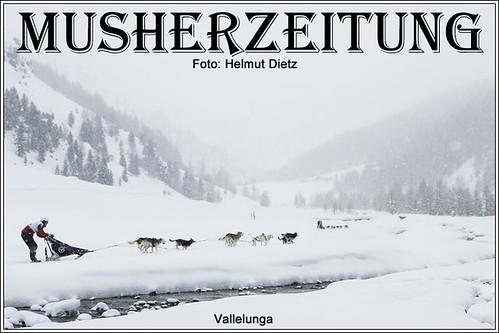 Schlittenhunde-Paradies: Vallelunga