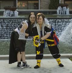 IMG_0097 (Quinlaar) Tags: girl cosplay across kingdomofhearts across2009 animecrossroads animecrossroads2009