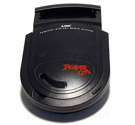 Atari Jaguar Avp. Jaguar CD