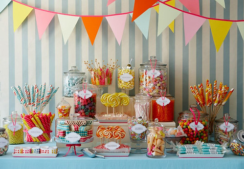 Candy Bar by Amy Atlas