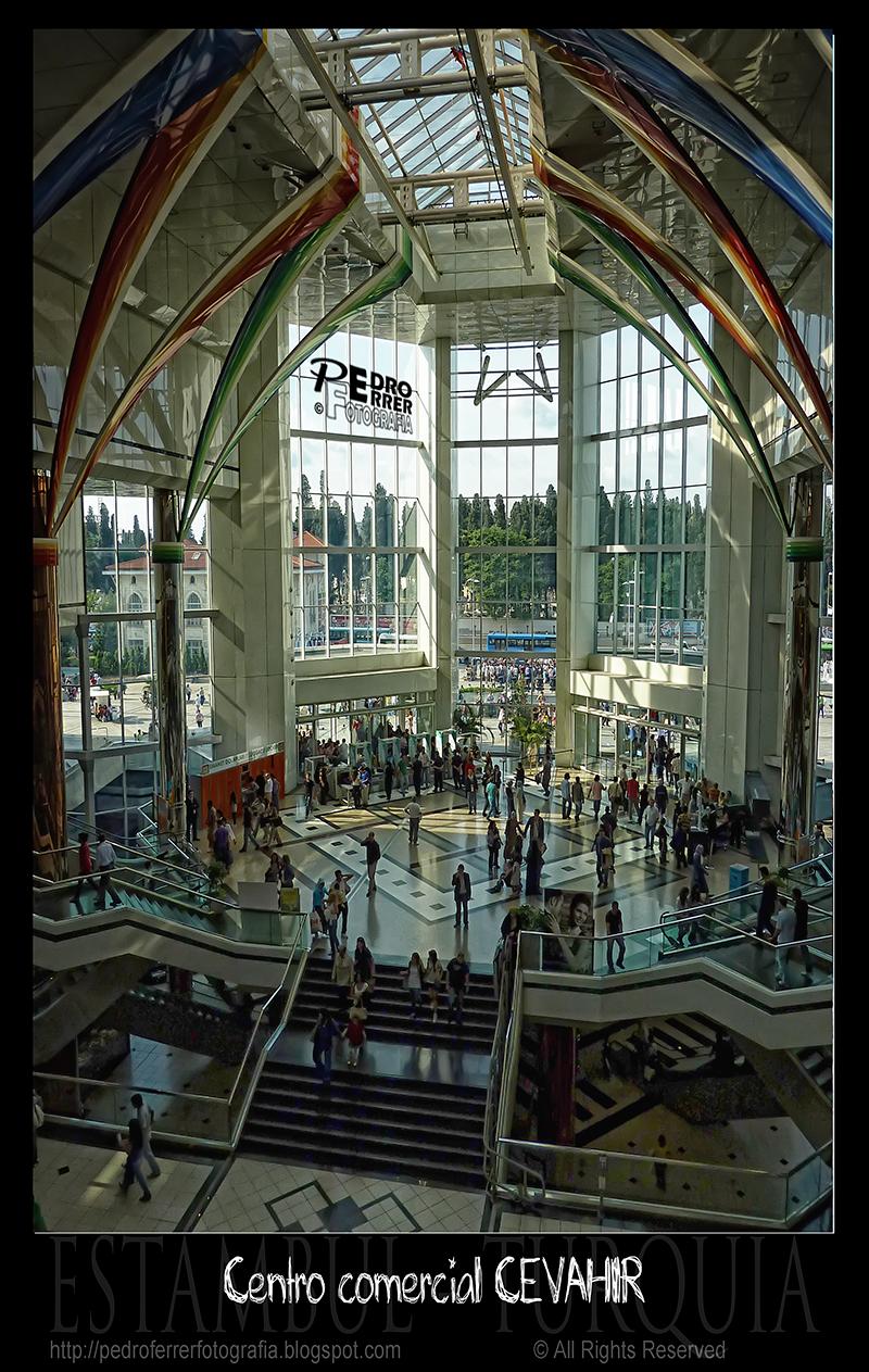 Centro Comercial Cevahir