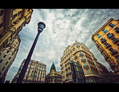 Madrid, Spain (isayx3) Tags: madrid city espaa clouds spain angle post pentax wide 365 process friday 1020mm javier martinez 10mm plainjoe avedillo k200d jmavedillo isayx3