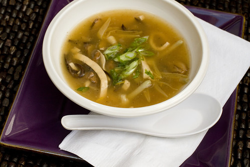 Hot & Sour Soup 7