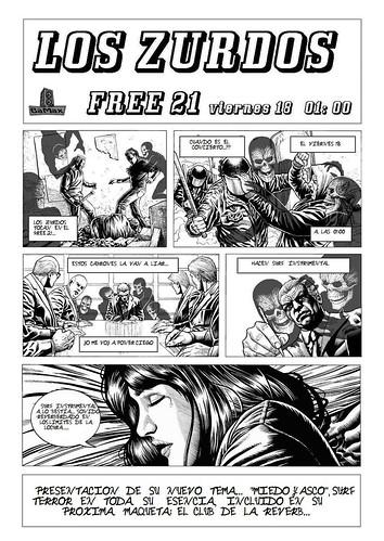 Los Zurdos Free.21