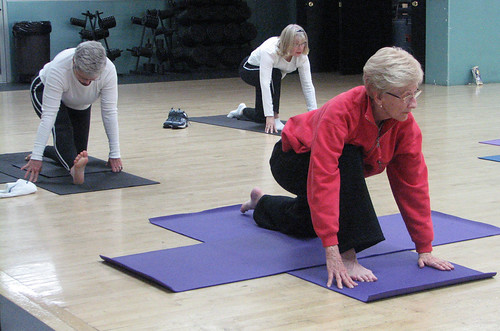 Yoga at the Y