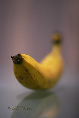 Banana. (Photo By Fabio Ricco under Creative Commons)