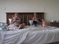 Last breakfast in NZ