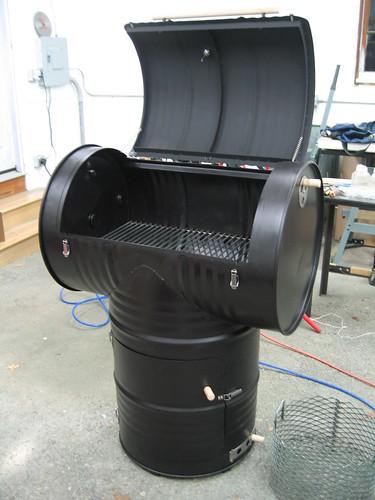 Diy 55 Gallon Drum Smoker How To Make Your Own Smoker