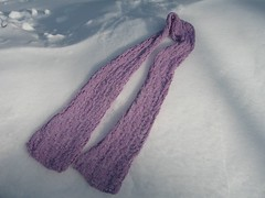 Cotton lace scarf (not in season)