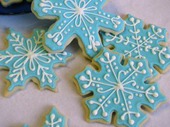 Sugar Cookie Snowflakes 2