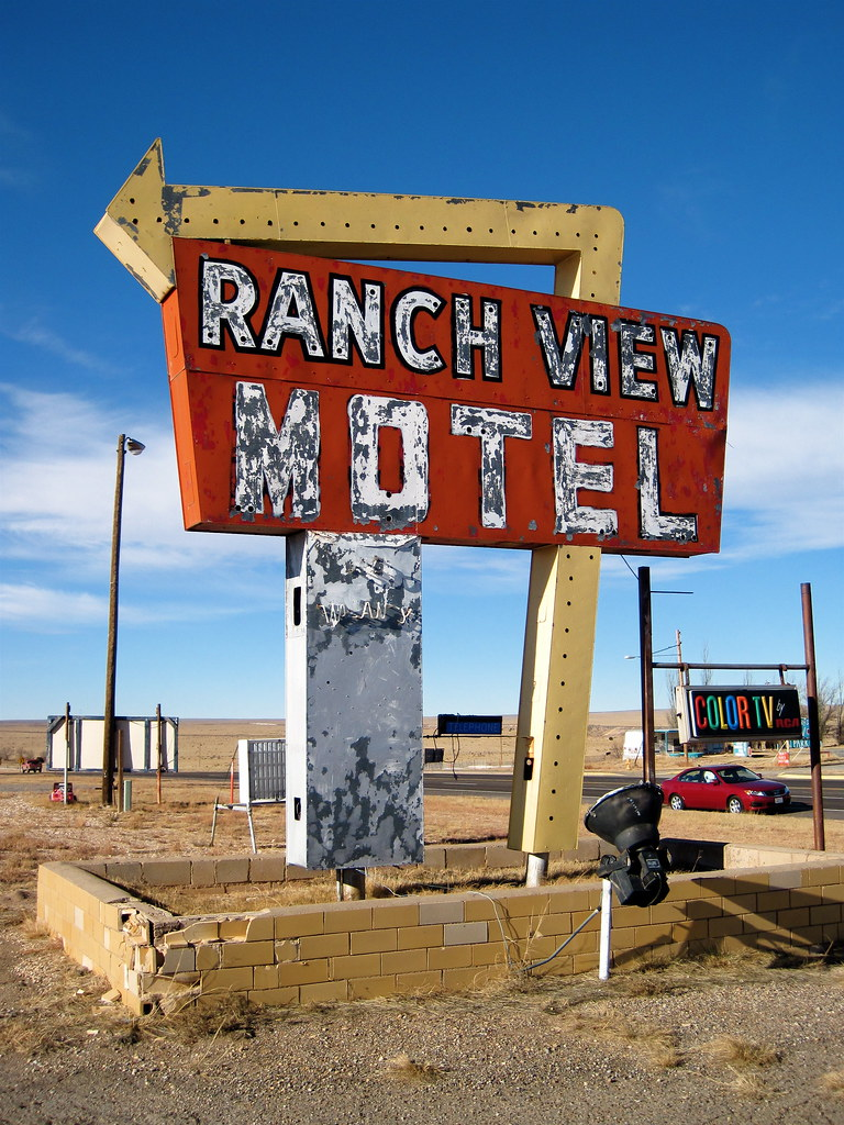 Ranch View Motel, Vaughn, NM