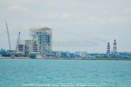 Coal-fired Power plant in Brgy. Ingore, La Paz