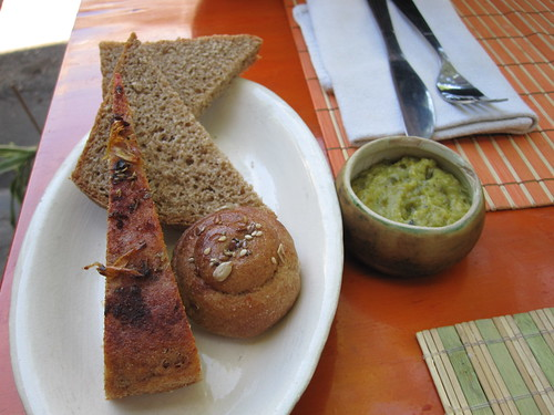 Bread and dip starter