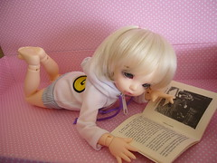 Littlefee bisou (fergo1986) Tags: abril bisou bjd fairyland littlefee