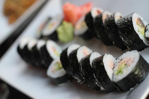 Maki Bento Lunch