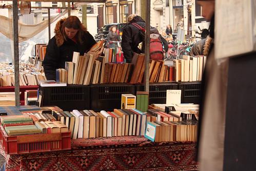Spui Book Market