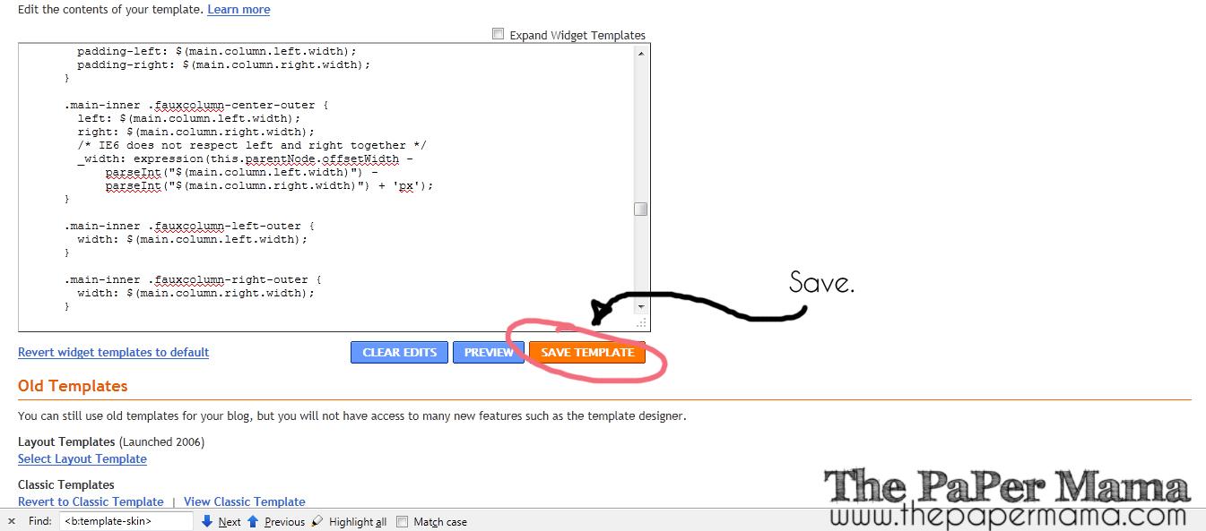 html tutu 6